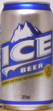 Hahn Ice Beer Hahn Nsw