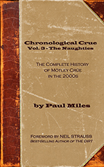 Buy Chronological Crue Vol. 3 The Naughties