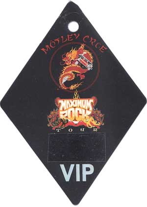 Dr. Shinbone Starr's VIP Pass