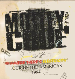 Motley Crue - Tour Book cover
