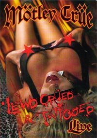 Lewd, Crued & Tattooed - video cover