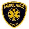( USED GC )Kanata ambulance patch