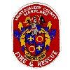 ( NEW UNUSED )Montgomery County Fire & Rescue