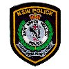 ( NEW EC & USED EC )New South Wales police arm patch