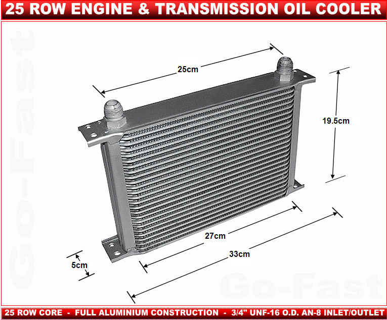 oil cooler installation instructions