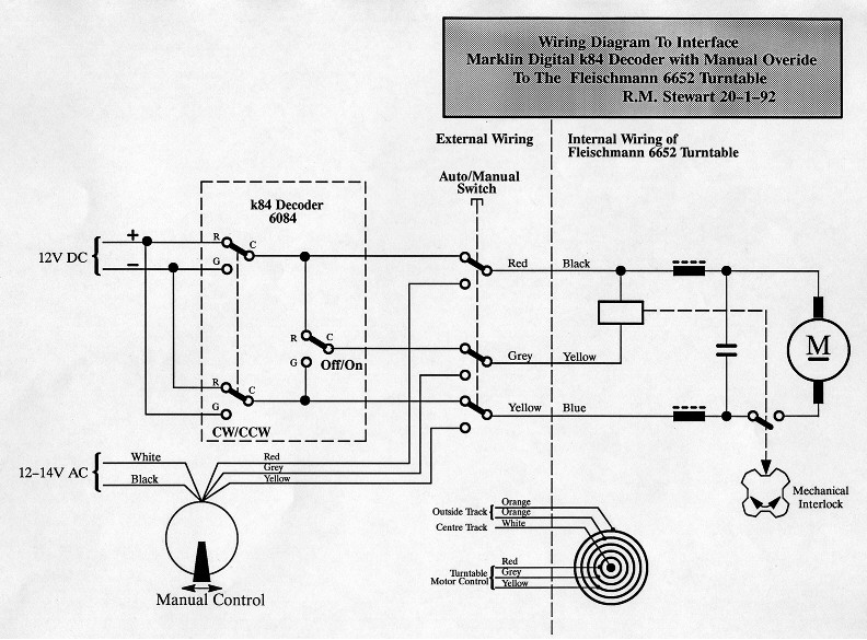 Fleischmann_Auto Manual_Wiring wiring diagrams turntable cartridge wiring diagram at reclaimingppi.co